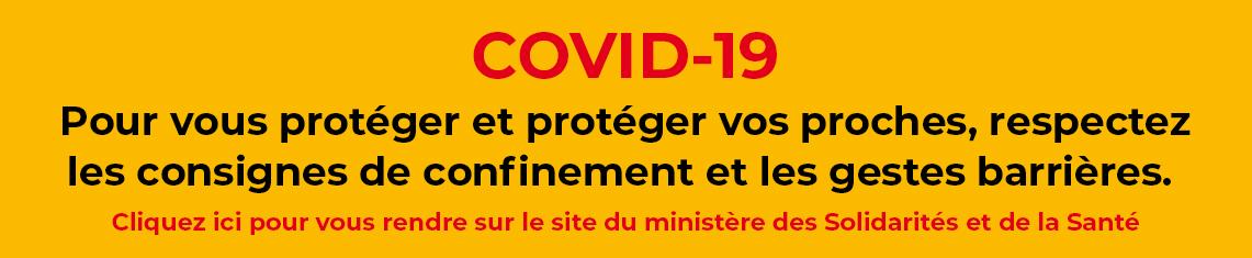Prévention COVID-19
